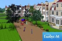 В Подмосковье построили поселок лэйнхаусов