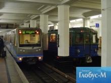 Переоснащение участка метро вблизи Большого театра