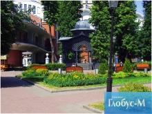 """В парке """"Тушинский"""" обнаружили самострой"""