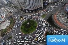 Строителям следует учитывать резкий рост числа машин в столице