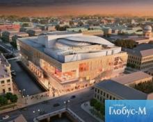 Строительство второй сцены Мариинского театра идет по графику