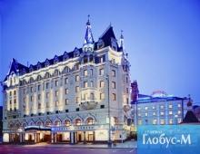 В России в ближайшие годы будет построено 20 отелей сети Marriott