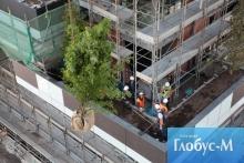 В Лозанне построят небоскреб с высаженными на нем деревьями