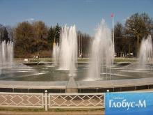 В парке в центре Москвы будет построен фонтан