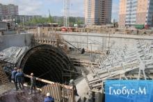 В 2013 году в Москве начнется строительство пяти новых станций метро