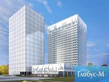 """В Москве продолжается строительство """"корейской"""" высотки"""