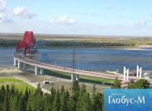 В Новосибирской области ввели в эксплуатацию новый мостовой переход