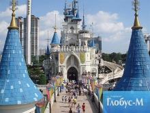 Южнокорейский аналог Диснейленда возведут на юге Москвы