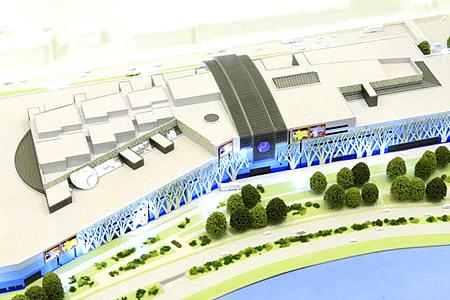 Проект строительства ТЦ «Ривер Молл» оставлен без изменений
