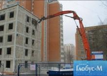 Программа сноса пятиэтажек в Москве выполнена почти на 90%