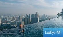 """В Лондоне между двумя жилыми домами будет """"висеть"""" прозрачный бассейн"""