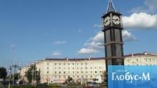 """В Петрозаводске постановили снести стелу с часами в стиле """"Биг Бена"""""""