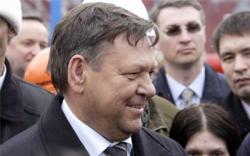 Губернатор Валерий Сердюков